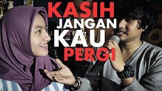 KASIH JANGAN KAU PERGI - Yura Yunita Cover By Ilham Radian Ft. Annisa Wibowo