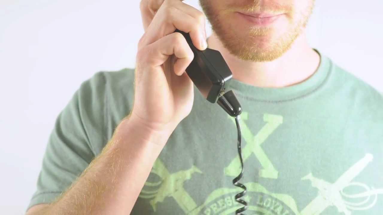 Twist Stop Phone Cord Detangler