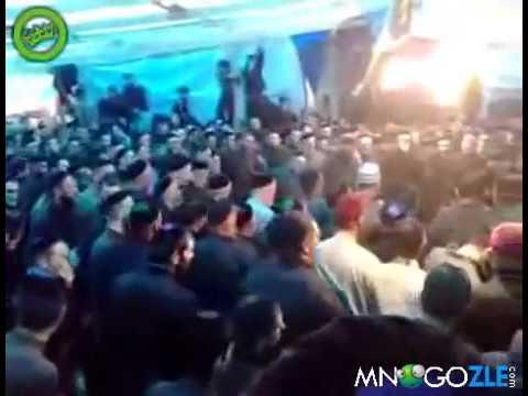 MUSLIM WAR DANCE