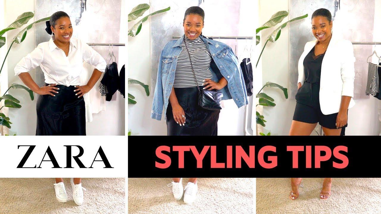 Zara 2019 Summer Sale | Styling Ideas
