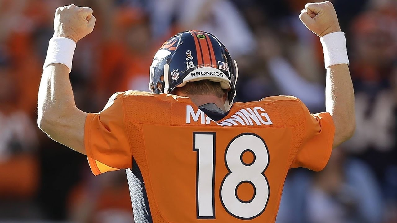 Peyton Manning: Here are the QB's highlights with the Denver Broncos