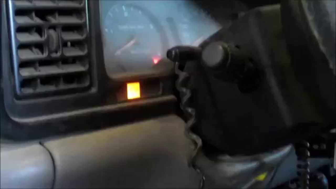 abs light on dodge ram 2500 1994 checking for codes [ 1280 x 720 Pixel ]