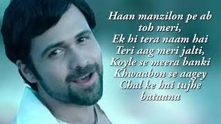 "Ishq Sufiyana Full Song"" ""The Dirty Picture"" | Emraan Hashmi,Vidya Balan"