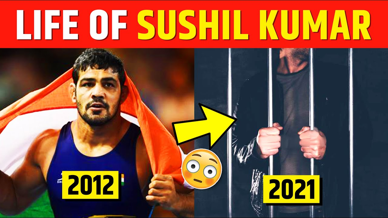 The Rise and Fall of Sushil Kumar | Sushil Kumar Biography | Indian Wrestler | Olympian
