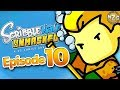 Scribblenauts Unmasked Gameplay Walkthrough - Episode 10 - Atlantis! Aqua man vs. Ocean Master!
