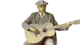 Delia - BLIND WILLIE McTELL, Blues Guitar Legend