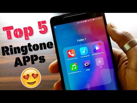 Top 5 Best Ringtone Apps Of 2019🔥