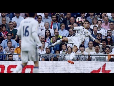 Cristiano Ronaldo's 400th goal to thrash Sevilla in La Liga