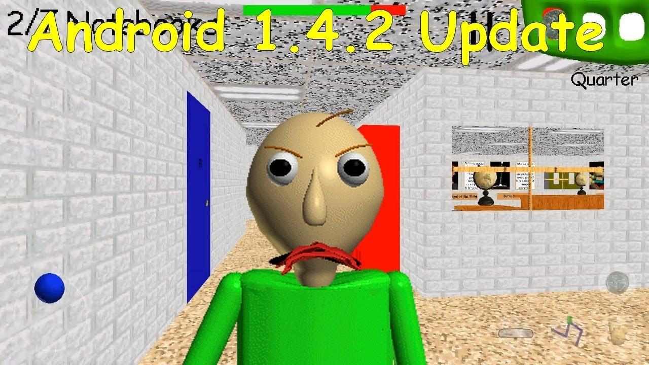 baldis basics version 1.4.1 download