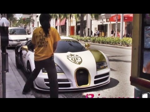 Peeing on Supercar Prank! (Bugatti, Lamborghini, Ferrari, Rolls Royce, Mclaren)