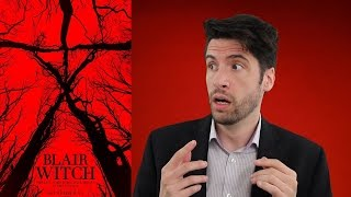 Blair Witch – Movie Review