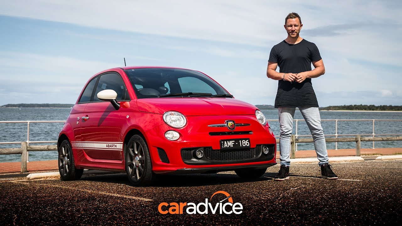 5 things you need to know about the abarth 595 cars we own youtube. Black Bedroom Furniture Sets. Home Design Ideas