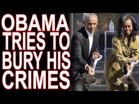 Obama's LIE-brary and Other Attempts To Rewrite History