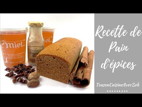 recette-de-pain-d'épices-facile-(tousencuisineavecseb)