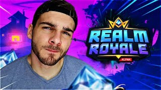 THE GAME THAT RIVAL WITH FORTNITE! (REALM ROYALE)
