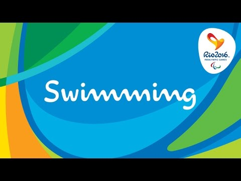 Rio 2016 Paralympic Games | Swimming Day 2