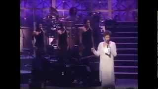 Whitney Houston - I Say A Little Prayer For You, Live from Washingt...
