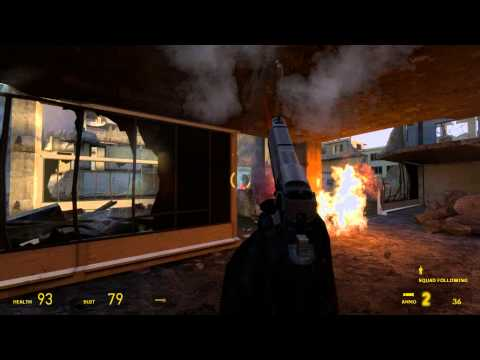 [ Half-Life 2 ] MMod - Gameplay