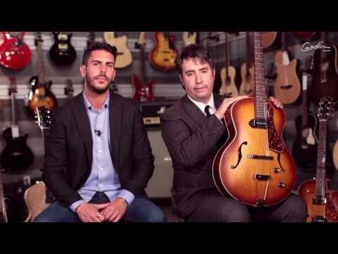 Godin Guitars 5th Avenue Models - Overview