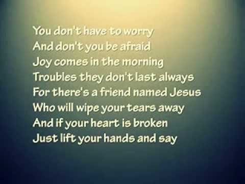 Always lyrics by Kirk Franklin song with video