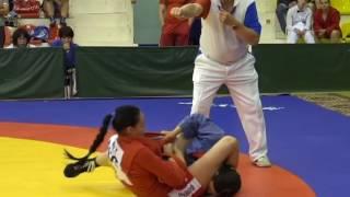 Всероссийский турнир по сумо прошел во Владивостоке