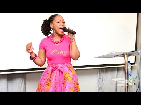Mrs Nothemba  Kula   Highlights from Women of Purpose Conference, Bayside Church, East London