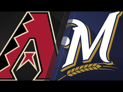Brewers belt 3 homers in win over D-backs: 5/21/18