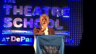 André De Shields sings 'If You Believe' at The Theatre School at DePaul University Gala