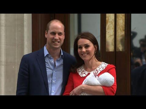Newest Royal Baby Heads Home Hours After Birth