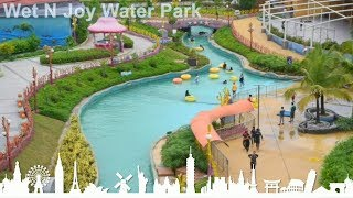 wet n joy water park in lonavala