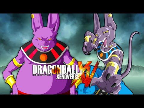 Champa VS Beerus | Dragon Ball Xenoverse MODS (Duels)