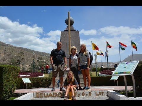 Quito Ecuador Day 1