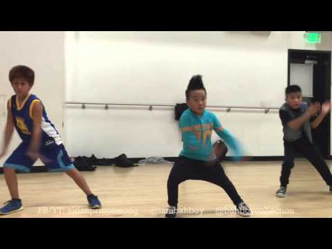AYO   Chris Brown ft Tyga  Aidan Prince  8 yrs old  Choreographer: Matt Tayao