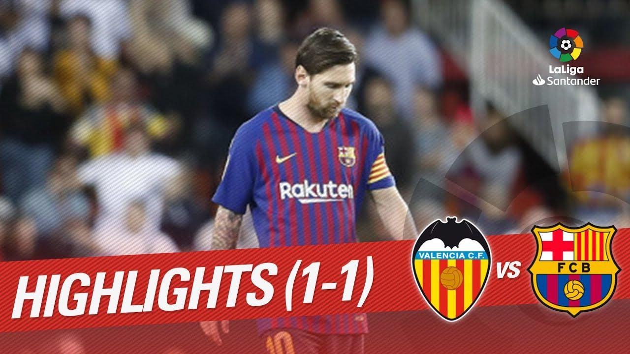 Download Resumen de Valencia CF vs FC Barcelona (1-1)