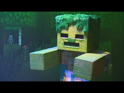 Minecraft: The Exhibition brings gaming to the real world at Seattle's Museum of Pop Culture - KING