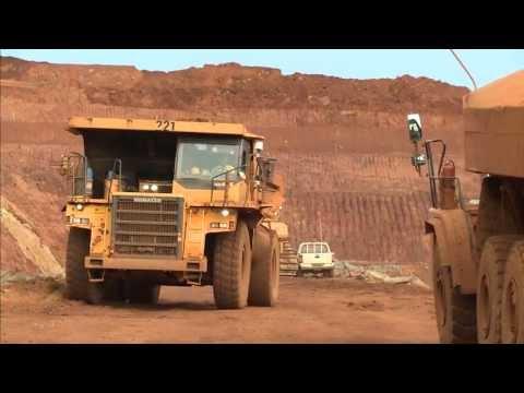 Underground Mining - Vale - Open Pit Mining