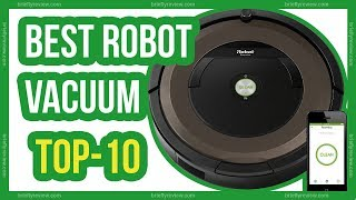 Best robot vacuum cleaners 2018 - 5 Best automatic vacuum cleaners reviews