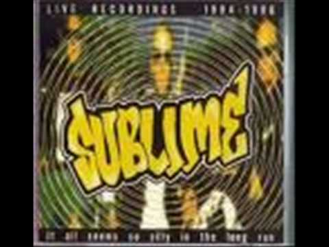 sublime wrong way with lyrics