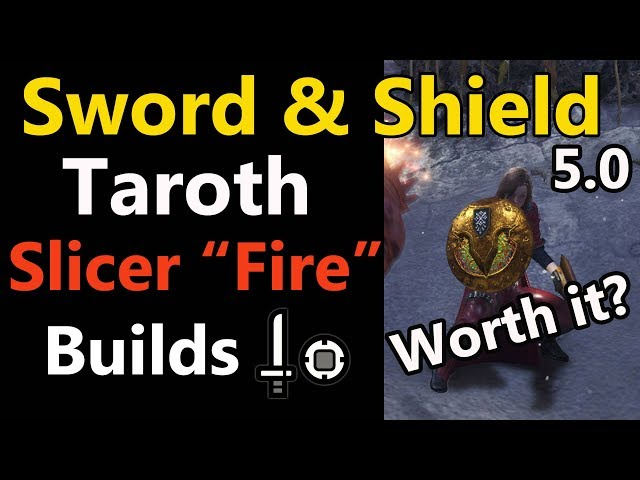 MHW: Sword and Shield Taroth Slicer Fire | High DPS Elemental Build | 100%  Affinity | patch 5 0 - YoutubeDownload pro