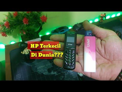 Terkecil didunia???HP Unik GTStar BM50 mini phone || Unboxing & Review || PAPA KEMBAR