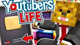1 MILLION SUBSCRIBERS - MINECRAFT YOUTUBER'S LIFE