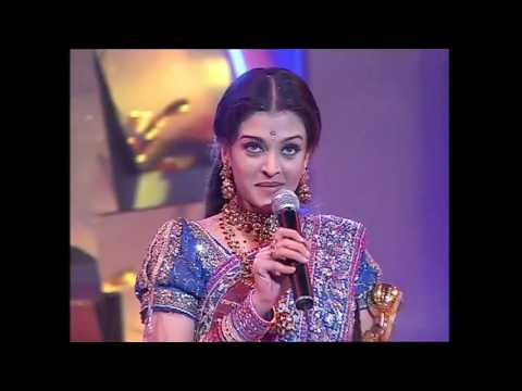 Zee Cine Awards 2003 Best Actress Aishawarya Rai