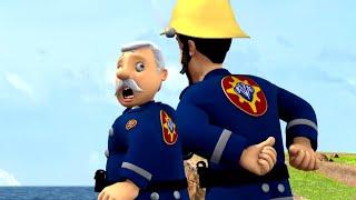 Sam il Pompiere italiano 🚒Il grande spavento! 🔥Il meglio di Sam! 🔥 Cartoni animati