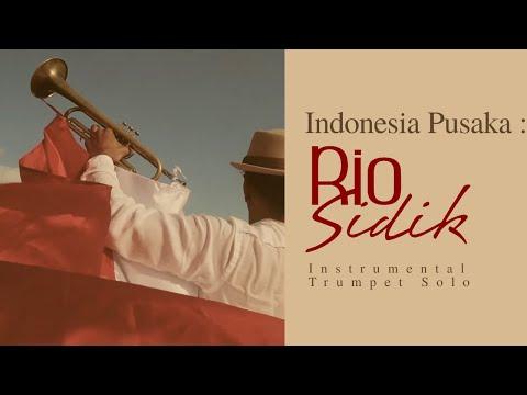 Rio Sidik - Indonesia Pusaka (HUT RI 75)
