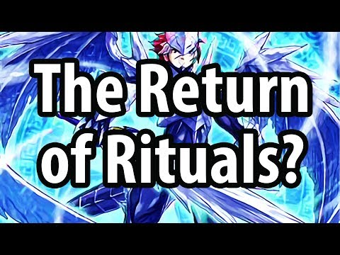 Why Ritual Decks Could Return in Link Format!