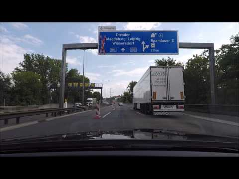 Drive from berlin airport to cologne