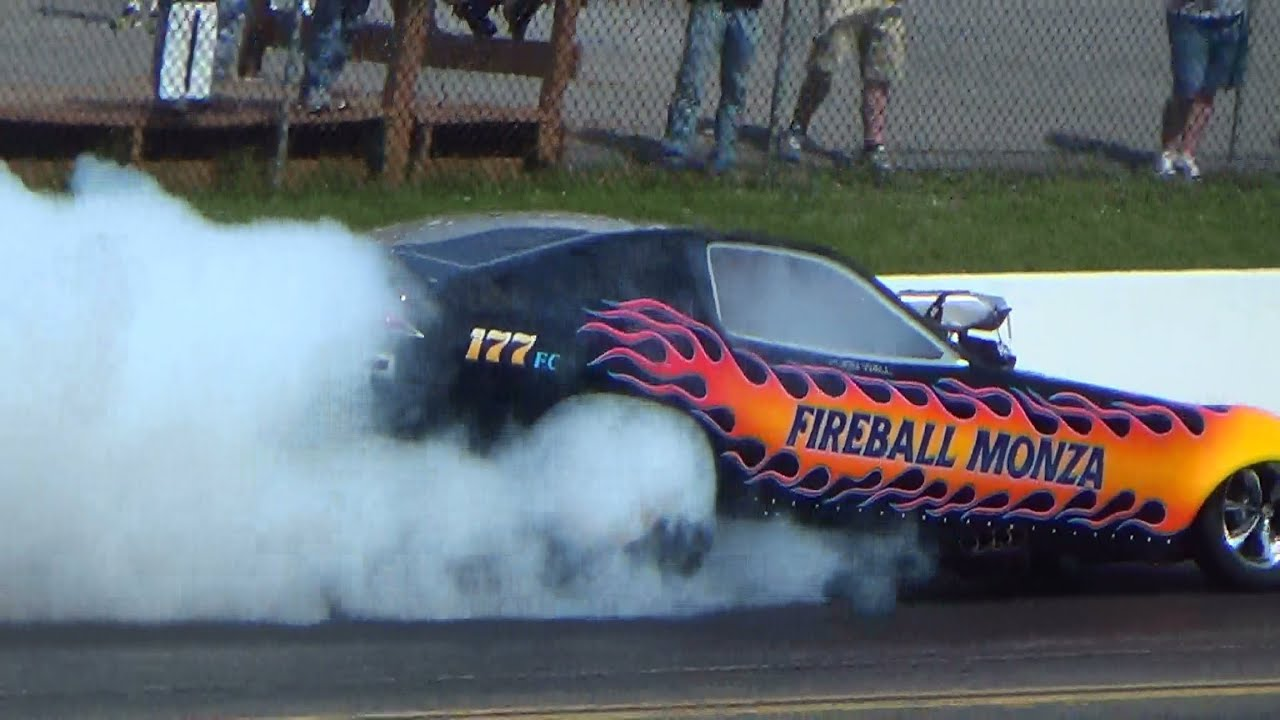 Old school glory day drags Funny Cars reading,pa pt 2 june 2014 ...