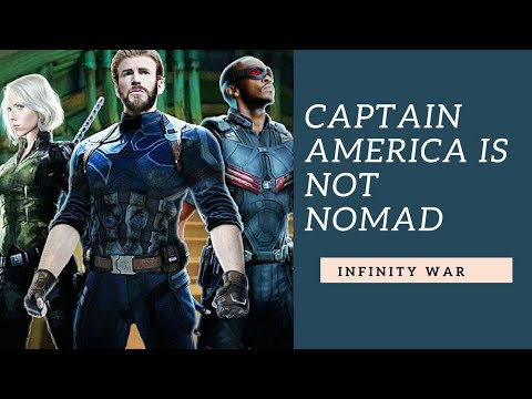 Captain America is not Nomad...Latest News In Hindi...