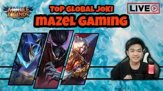 🔴LIVE(JOKI) OPEN MABAR, OPEN JOKI RANK , LIVE MOBILE LEGEND