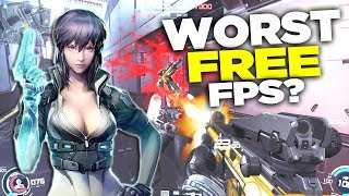 WORST Free FPS of 2017 - First Assault SHUT DOWN by Nexon